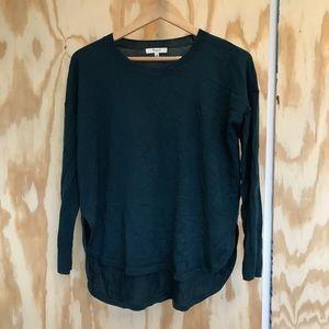 Green Madewell Sweater